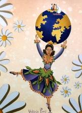 La danseuse 30x40cm